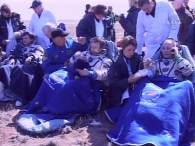 Załoga Sojuza TMA-13