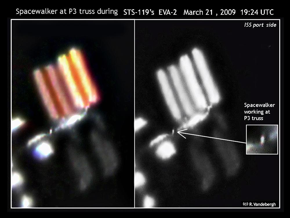 Człowiek na ISS