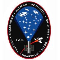 Logo misji STS-125