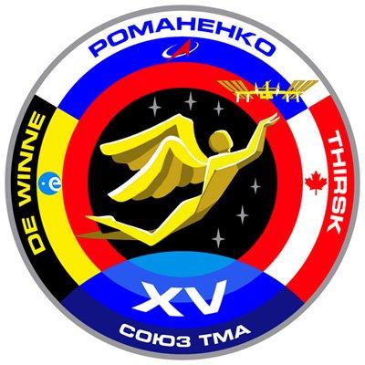 Logo misji TMA-15