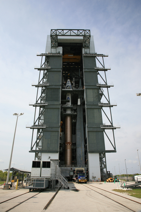 Atlas V z LRO i LCROSS