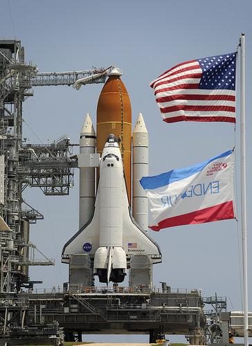 STS-127 na platformie