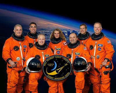 STS-127: załoga
