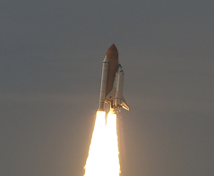 Start STS-127
