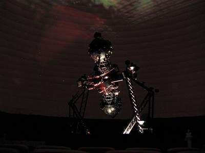 Planetarium Śląskie - rzutnik
