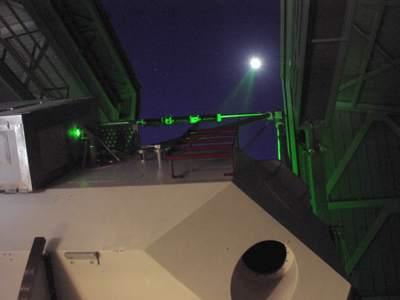 Apache Point Observatory Lunar Laser-ranging Operation