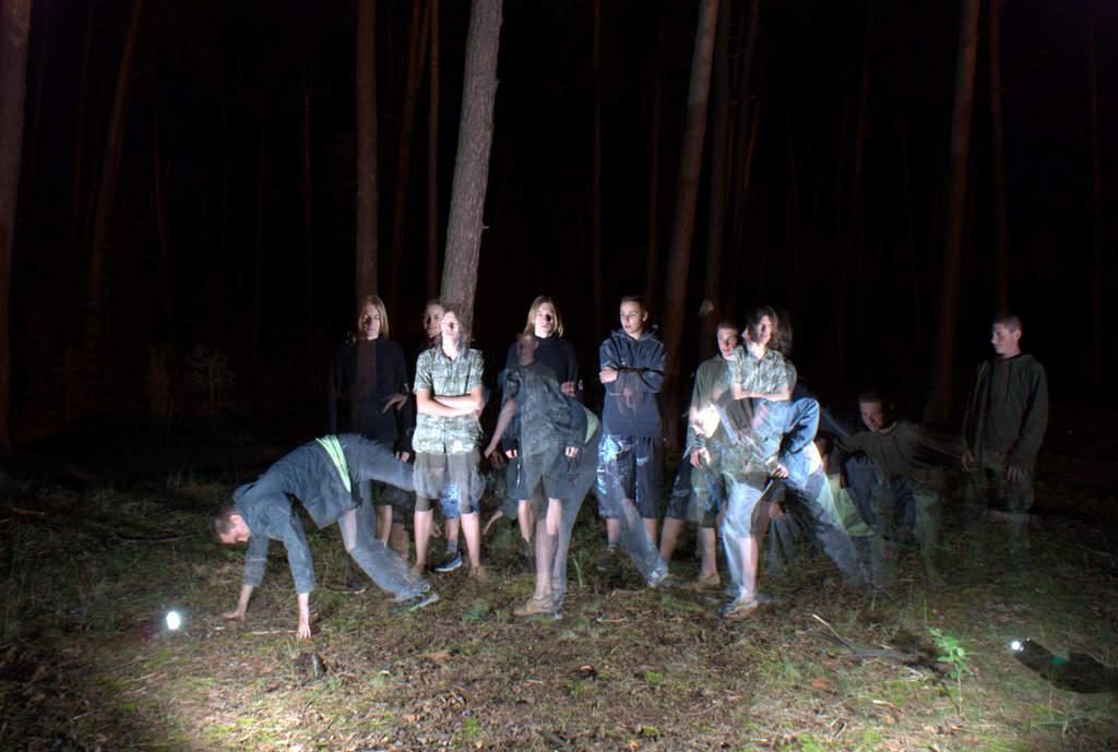 Obóz w Rączkach (II)
