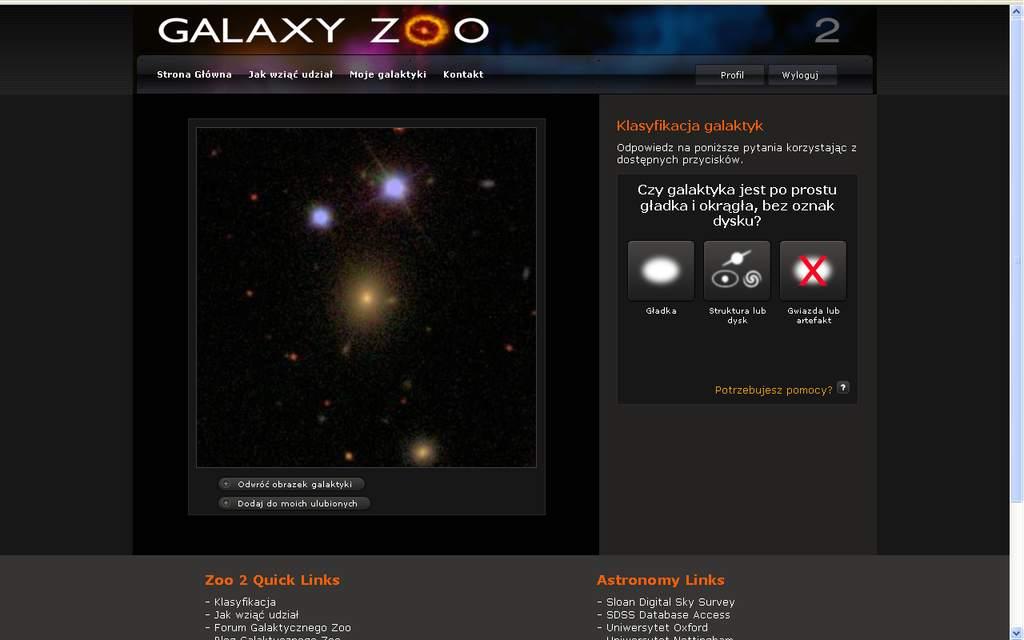 Interfejs Galaktycznego Zoo 2