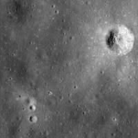 Okolice Krateru Stożek - bez podpisów