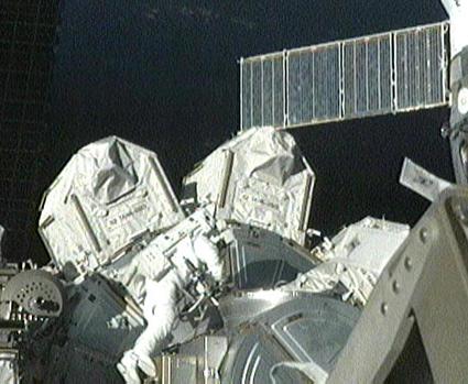 STS-128, trzeci spacer
