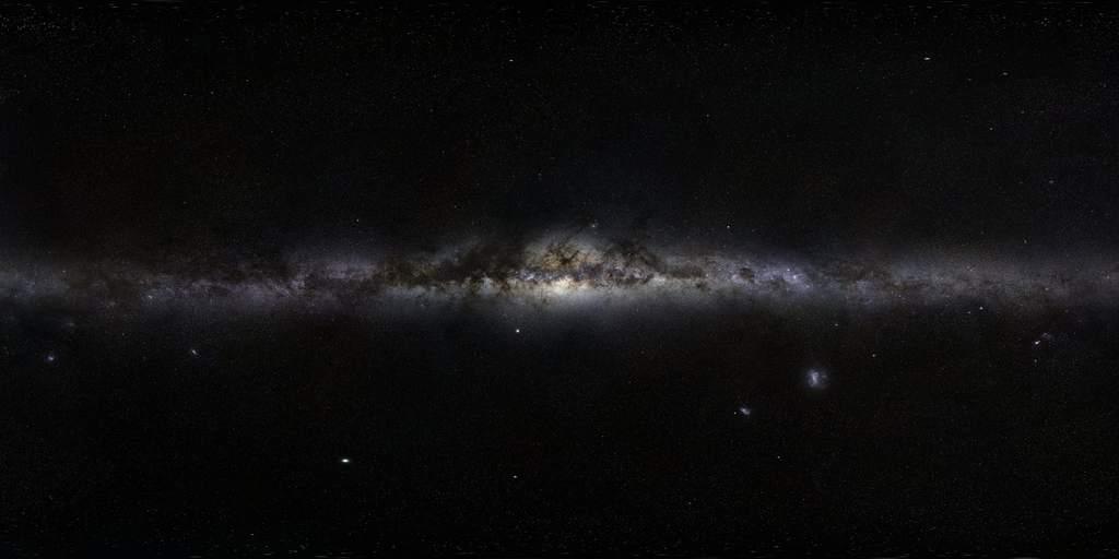Panorama Drogi Mlecznej