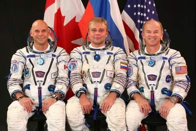 Załoga Sojuza TMA-16