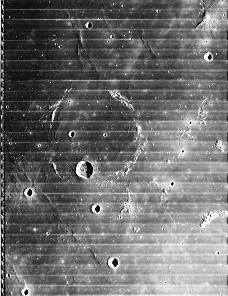 okolice krateru Flamsteed