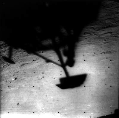 zdjęcie z Surveyor 1