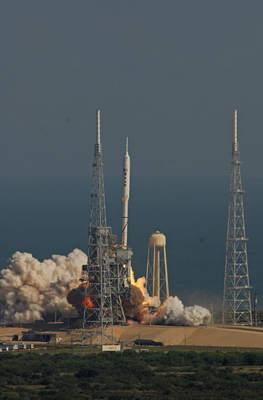 Start rakiety Ares I-X z39B