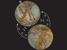 Cyrkulacja metanu na Tytanie