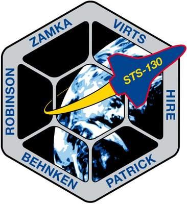 Logo misji STS-130