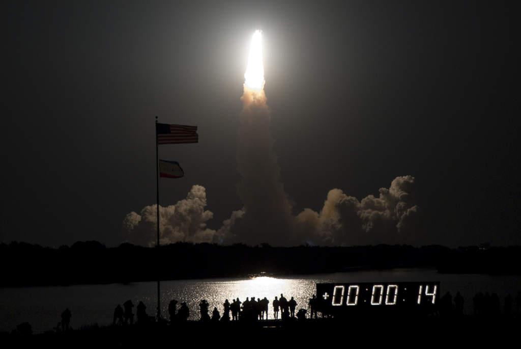 Start misji STS-130
