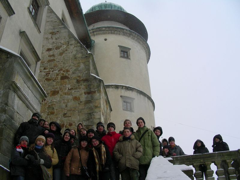 Zimowe Warsztaty Naukowe w Brzesku 2010 (1)