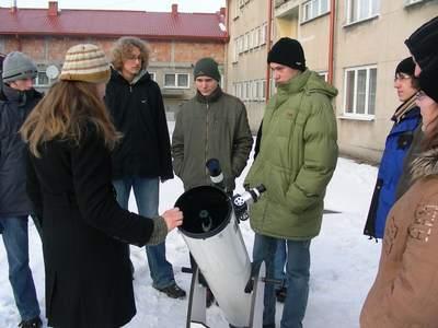 Zimowe Warsztaty Naukowe w Brzesku 2010 (2)
