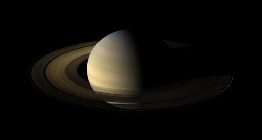 Cassini - przesilenie