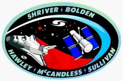Logo misji STS-31