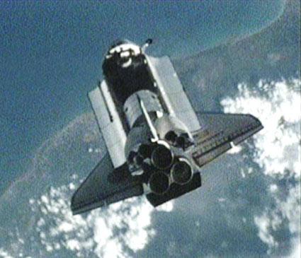 STS-131, cumowanie
