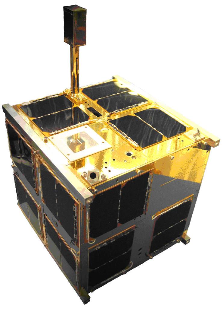 Model satelity BRITE