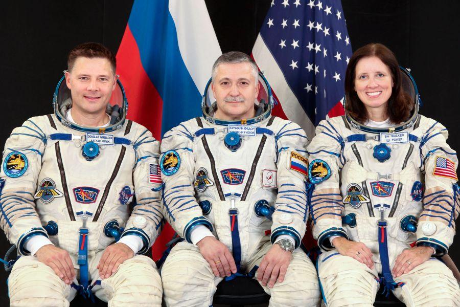 Załoga Sojuza TMA-19