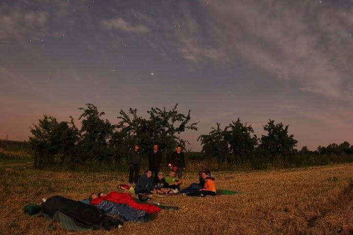 Na obserwacjach meteorów