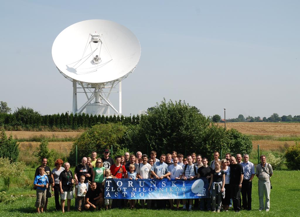 TZMA 2010 - zwiedzanie obserwatorium