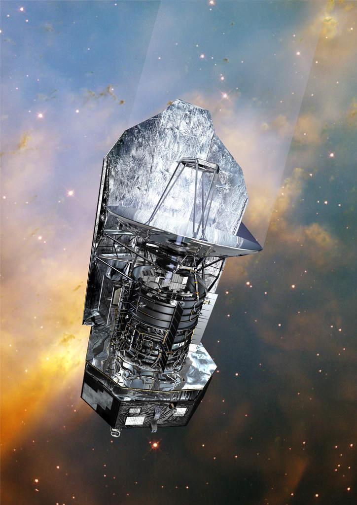 Herschel – nowy podczerwony teleskop kosmiczny