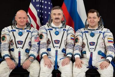 Załoga Sojuza TMA-01M