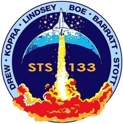 Logo misji STS-133