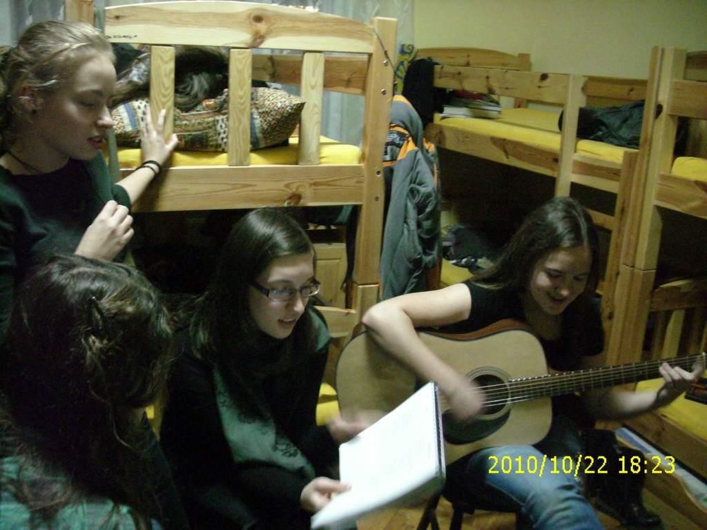 Seminarium w Korbielowie (1)