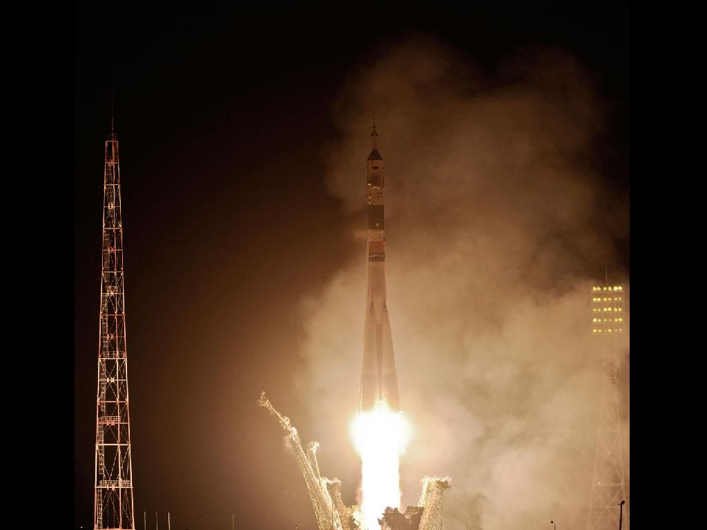 Sojuz TMA-20 start