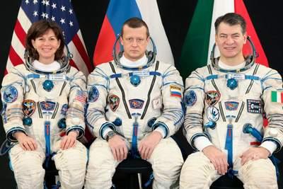 Załoga Sojuza TMA-20