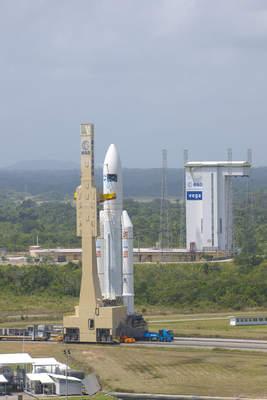 Ariane 5: Superbird 8/DSN 1 & Hylas 4