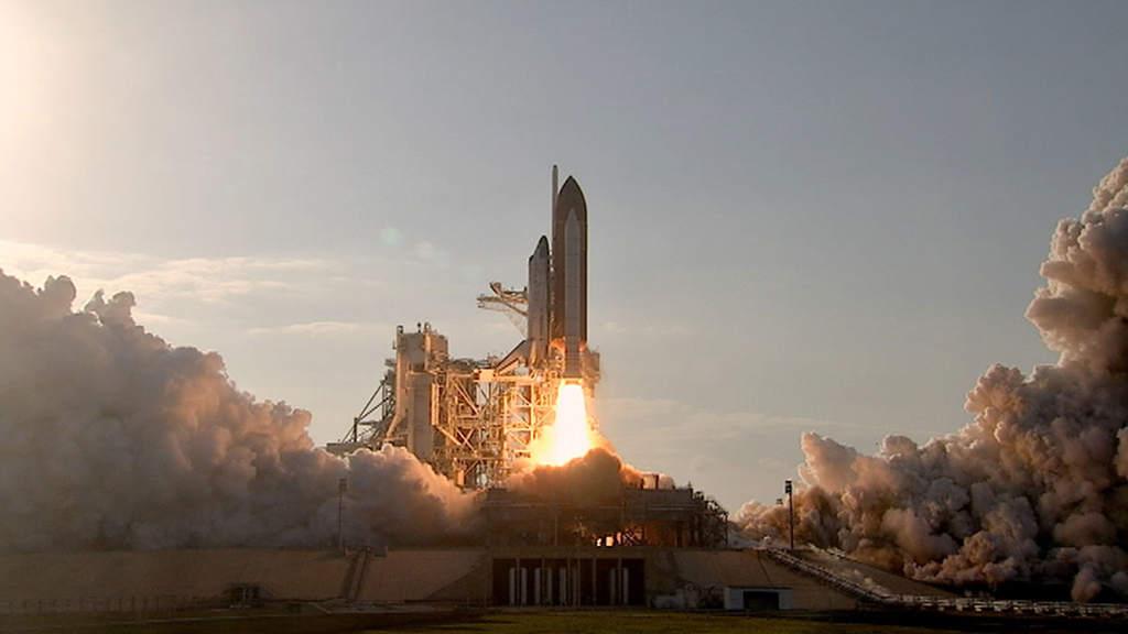 STS-133: start