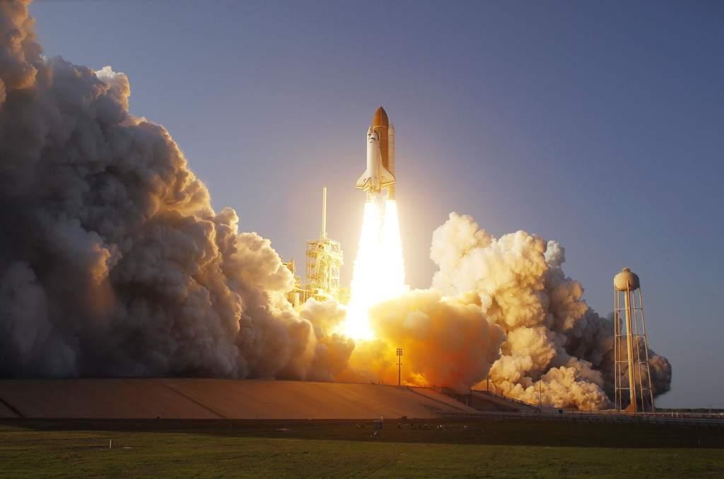 Start STS-133