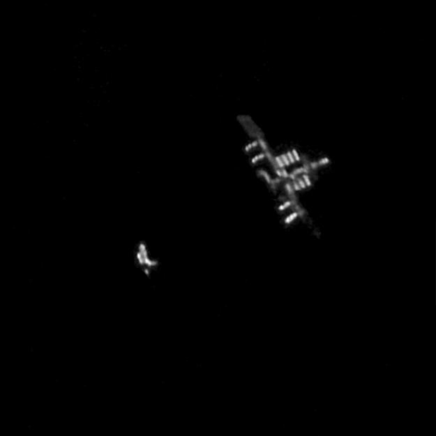 ISS i Discovery