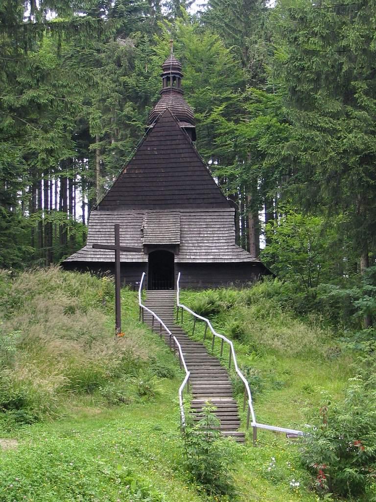 Kościół Świętego Krzyża wIstebnej