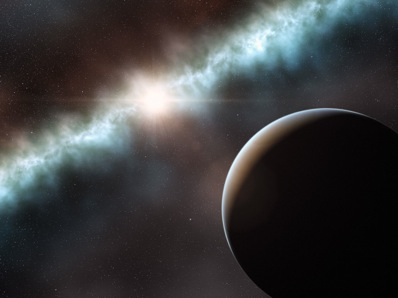 Dysk wokół gwiazdy T Cha