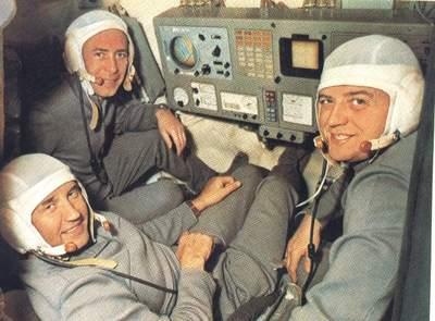 Załoga Sojuza 11