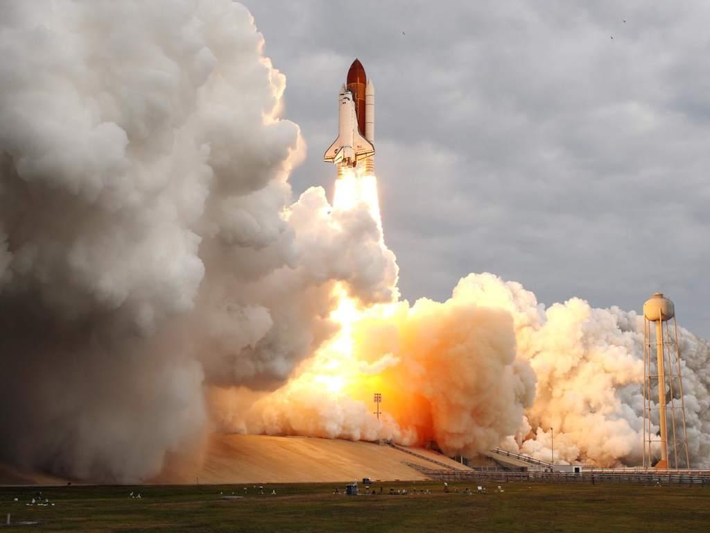 "STS-134, ostatni start ""Endeavour"""