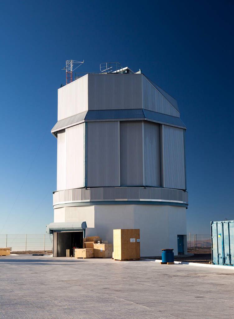 VST - teleskop