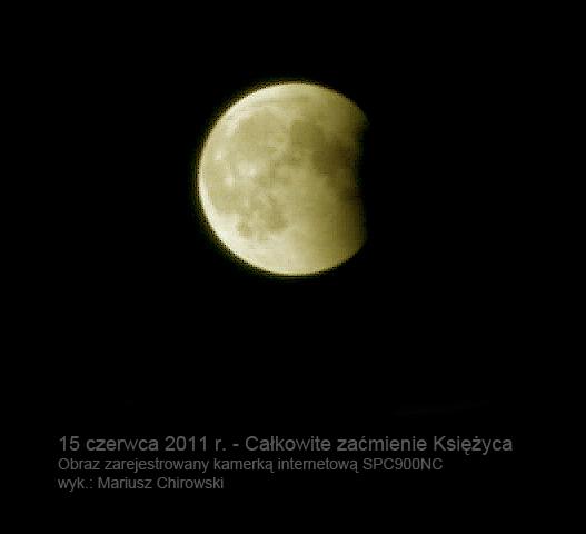 Zaćmienie Księżyca 1
