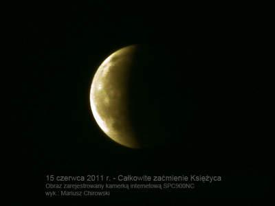 Zaćmienie Księżyca 2