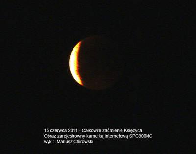 Zaćmienie Księżyca 3