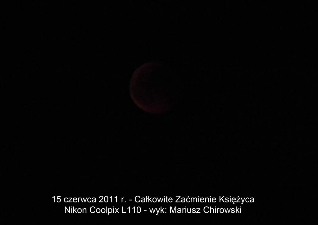 Zaćmienie Księżyca 5